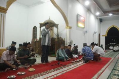 Pemkab Siak Safari Ramadhan Di Dua Kecamatan