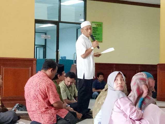 Gaji Tak Dibayar, Dosen UIN Suska Pekanbaru Demo